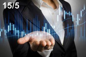 Dự báo giá 15/5, thị trường có những bước chuyển, nhưng liệu đủ sức bức phá hay chưa?