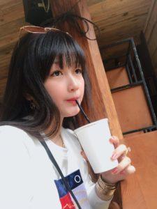 Hot girl Lê Giang