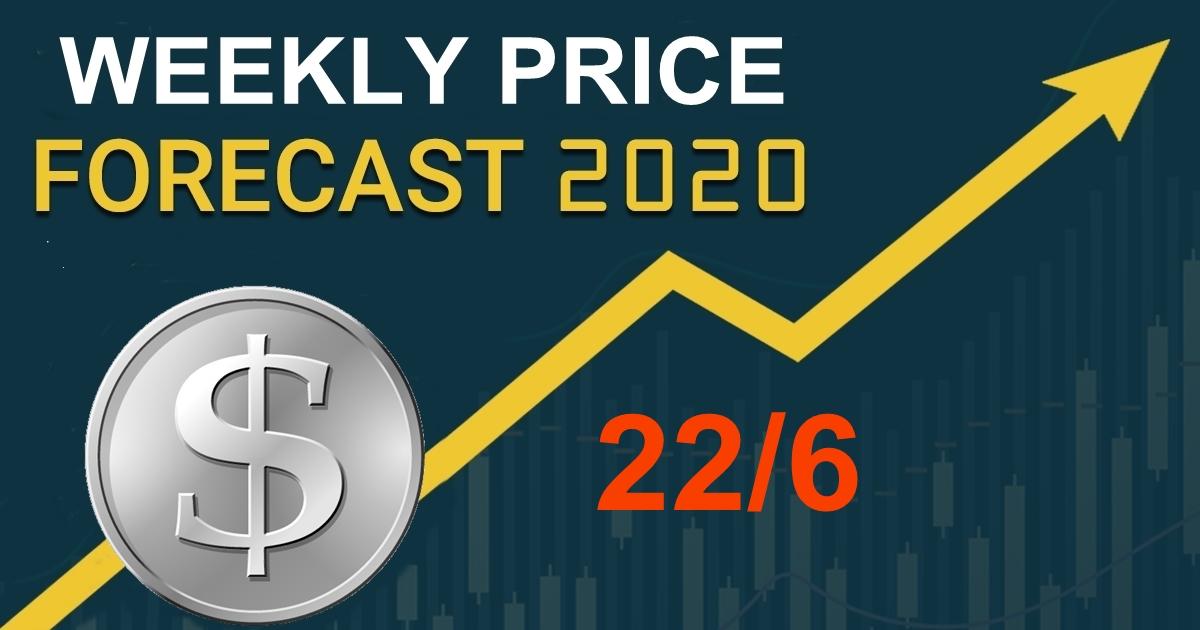 Báo giá tuần 22-27/6, thị trường vàng, Dow Jones, Sp500
