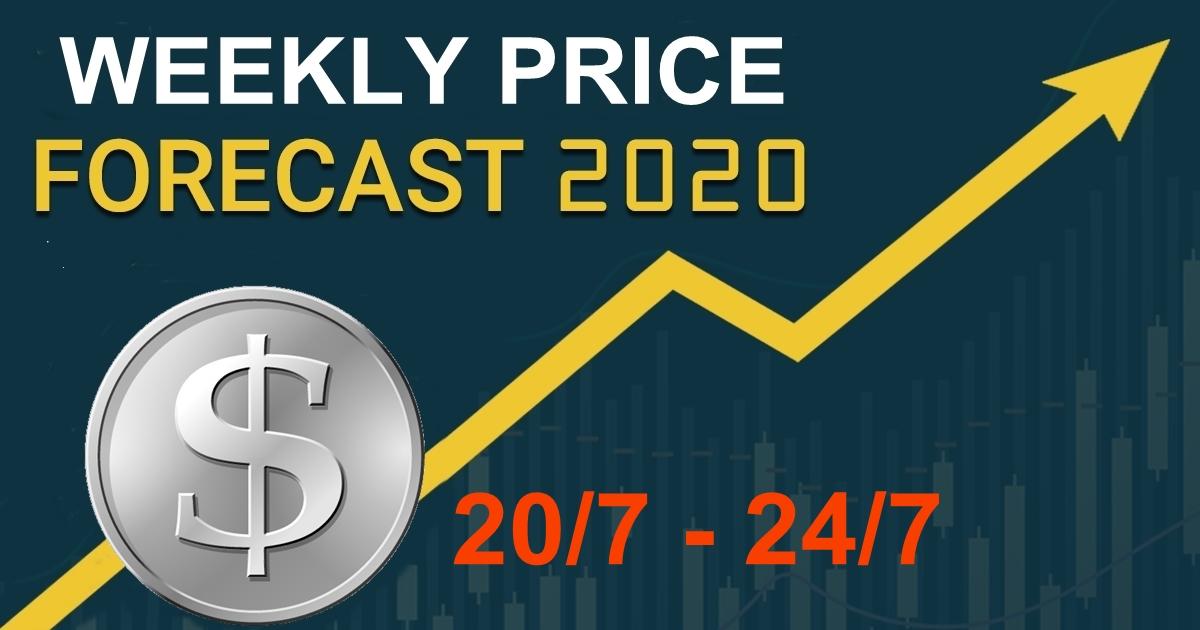 Dự báo giá tuần 20/7-24/7, giá vàng, Dow Jones, SP500…