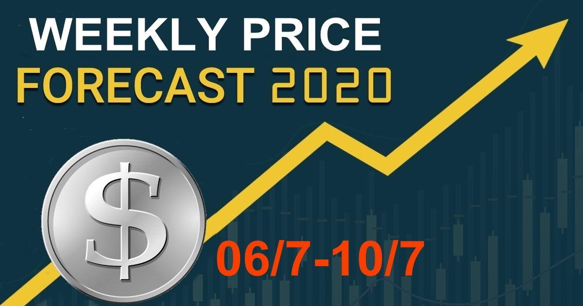 Dự báo giá tuần 06/7 – 10/7, thị trường vàng, Dow Jones và SP500